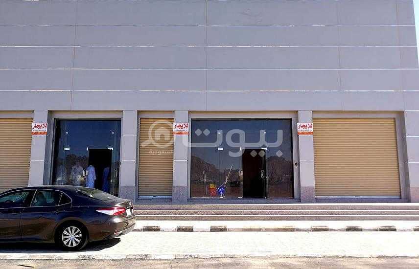 محل تجاري للايجار في السويفلة، حائل