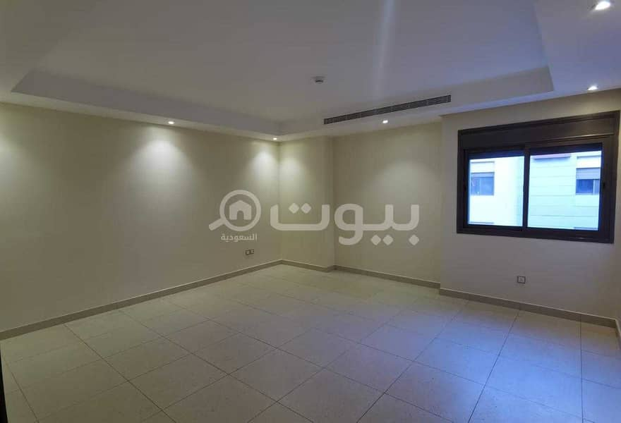 A luxurious apartment in a residential complex for rent in Al Shati, North Jeddah