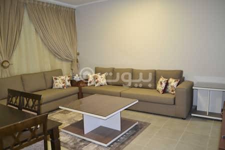 2 Bedroom Flat for Sale in Al Jubail, Eastern Region - Luxury furnished apartment with park for sale in Makkah, Fanateer