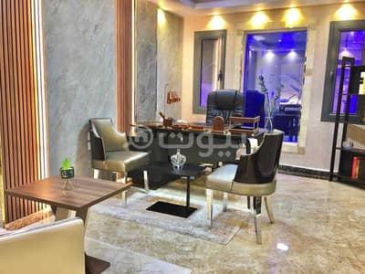 مكتب  للايجار في الرياض، منطقة الرياض - مكتب مجهز بأرقى الأثاث للإيجار في العليا، شمال الرياض