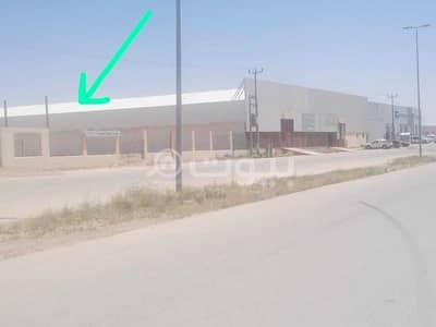 ارض تجارية  للايجار في عرعر، منطقة الحدود الشمالية - أرض للإستشمار بالمنطقة الصناعية بعرعر
