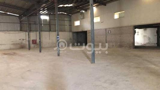 ارض صناعية  للبيع في الرياض، منطقة الرياض - أرض صناعية | 1803م2 للبيع في حي الدفاع، جنوب الرياض