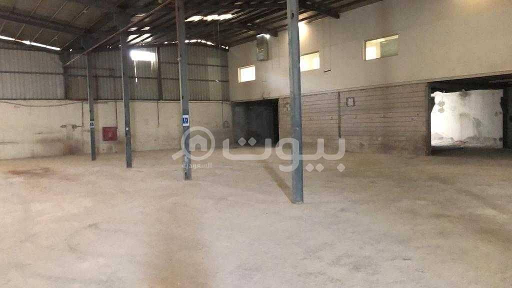 أرض صناعية | 1803م2 للبيع في حي الدفاع، جنوب الرياض