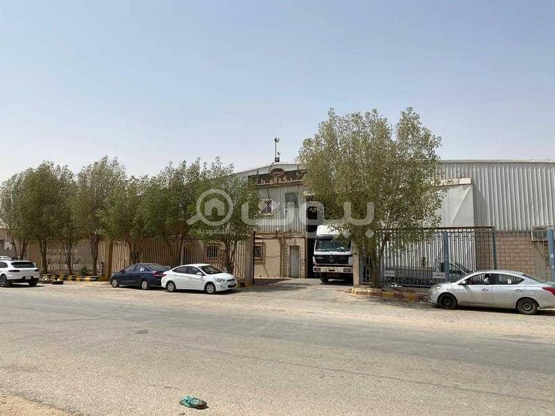 أرض صناعية للبيع في المناخ، جنوب الرياض