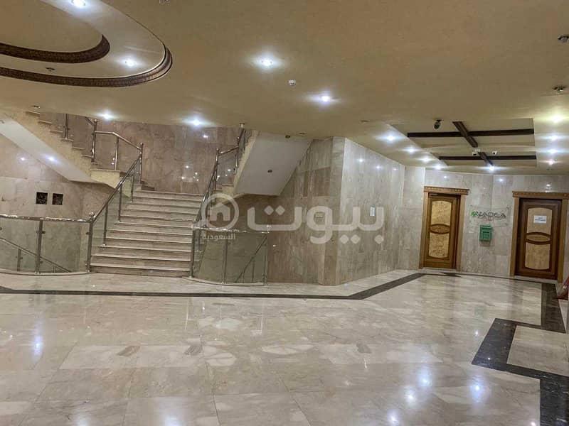 عمارة تجارية مكتبية للإيجار في السليمانية، شمال الرياض