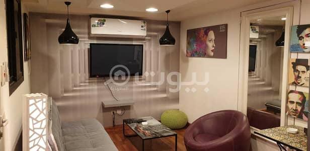 شقة 1 غرفة نوم للايجار في الرياض، منطقة الرياض - شقة عوائل مؤثثة للإيجار في الملز، شرق الرياض