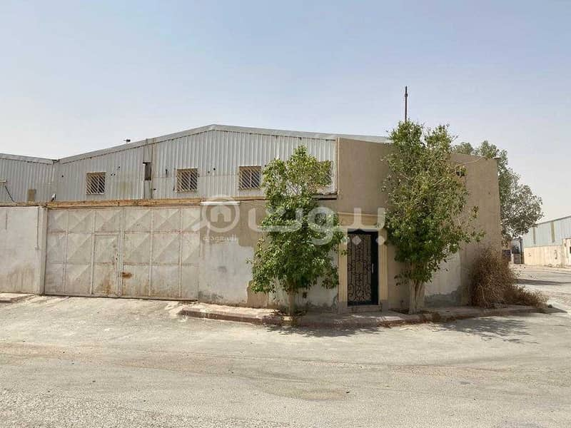 للبيع مصنع في الدفاع، جنوب الرياض