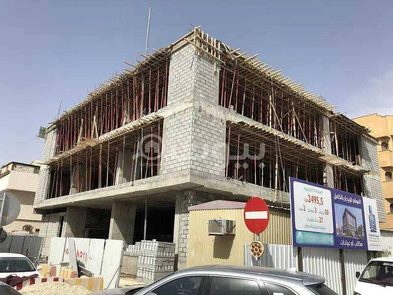 عمارة تجارية للإيجار في الوزارات، وسط الرياض