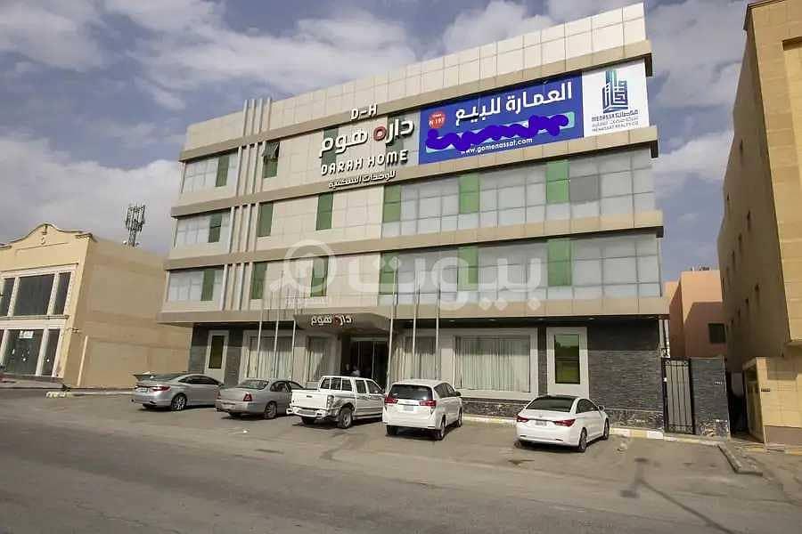 عمارة شقق فندقية للبيع في الربيع، شمال الرياض