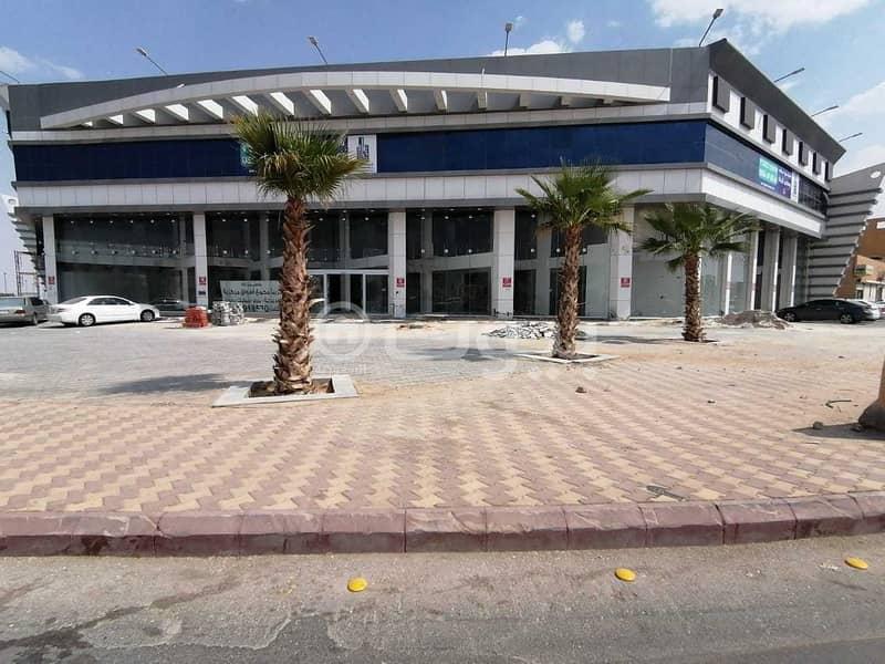 معارض تجارية وشقق للإيجار بطويق، غرب الرياض