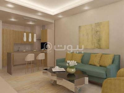 Studio for Rent in Riyadh, Riyadh Region - furnished Duplex Residential Units with a pool In Al Safarat For Rent, West Riyadh