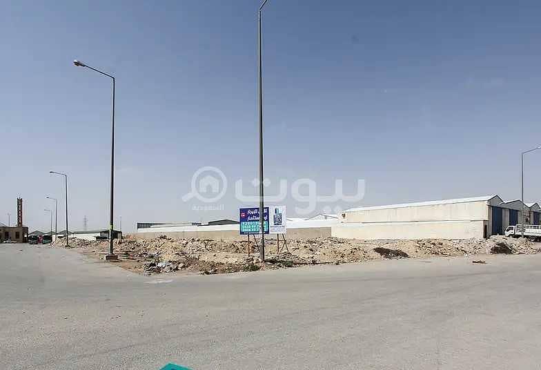 أرض صناعية للبيع في المصانع، جنوب الرياض