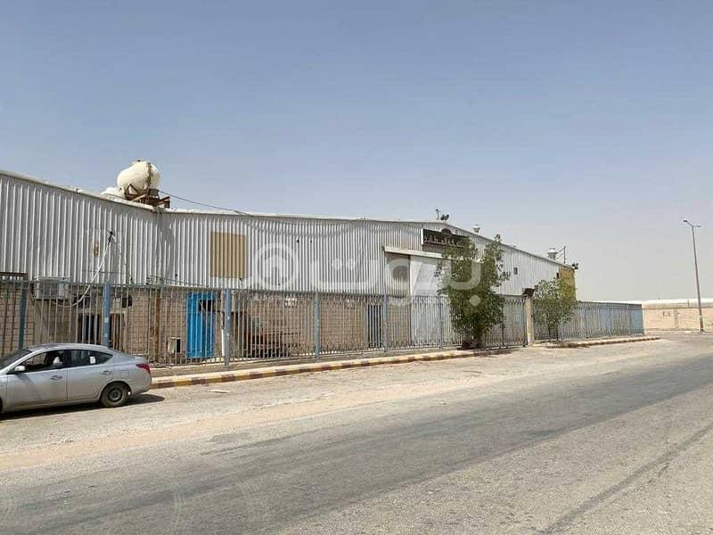 مصنع للبيع في المناخ، جنوب الرياض
