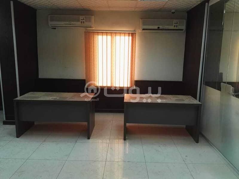 مكتب تجاري | 130م2 للإيجار بالكعكية، مكة