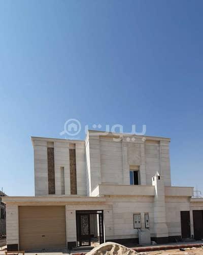 5 Bedroom Villa for Sale in Riyadh, Riyadh Region - Villa with internal stairs for sale in Qurtubah, East Riyadh