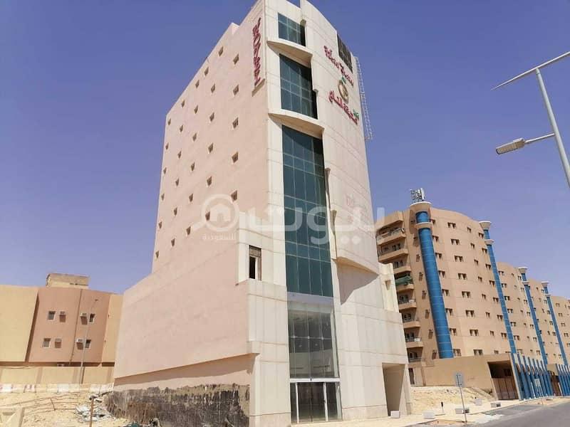 برج للايجار في حي المربع، وسط الرياض
