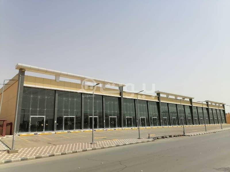 صالات تجارية للايجار بحي الأندلس، شرق الرياض