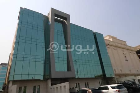 Office for Rent in Jeddah, Western Region - Furnished office for rent in Al Rawdah district, north of Jeddah