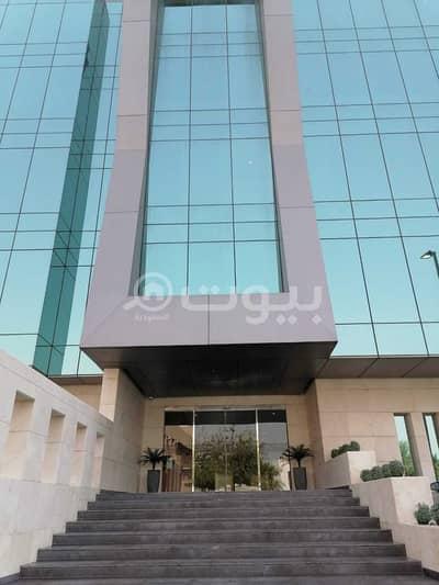 مكتب  للايجار في جدة، المنطقة الغربية - للإيجار مكتب في حي الروضة شارع التحلية، شمال جدة   121م2