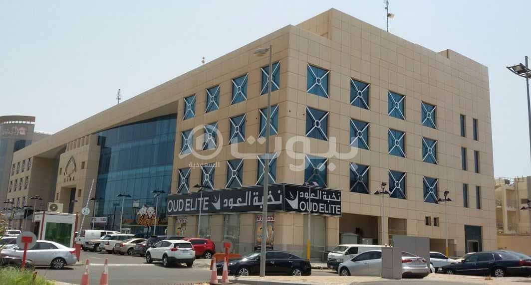 مكتب جديد ومجهز بالكامل للإيجار بالزهراء، شمال جدة