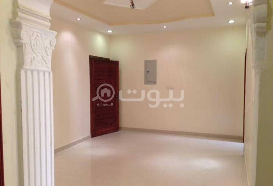 Luxury apartments for sale in Al Rayaan east of the highway, north of Jeddah