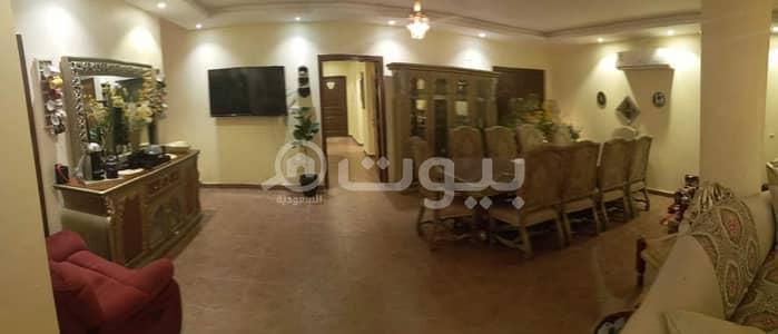 فیلا 5 غرف نوم للبيع في جدة، المنطقة الغربية - فيلا مفروشة بالكامل للبيع في الياقوت، شمال جدة   دورين و ملحق