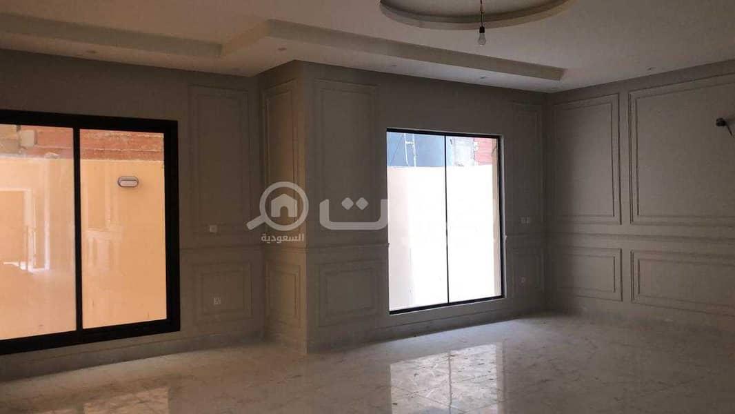 Modern detached villas for sale in Al Sheraa, North Jeddah
