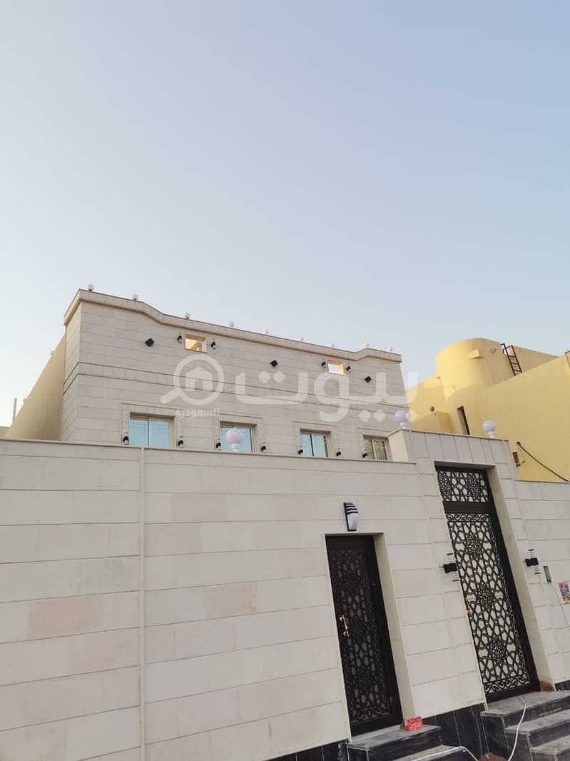 Fancy Detached Villas, Apartments System For Sale In Taiba District, North Of Jeddah