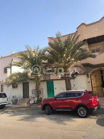 فیلا 4 غرف نوم للبيع في جدة، المنطقة الغربية - فيلا 4 غرف نوم مع مسبح و ملحق للبيع بالنعيم، شمال جدة