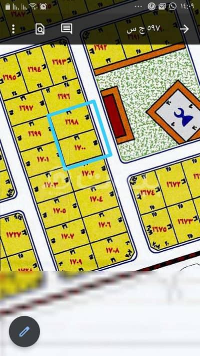 ارض سكنية  للبيع في جدة، المنطقة الغربية - للبيع أرض سكنية في حي طيبة الفرعية، شمال جدة