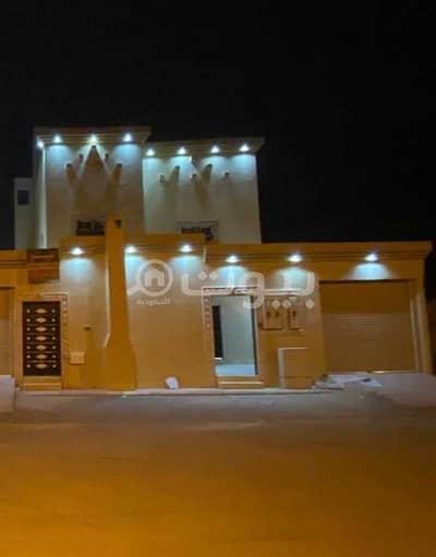 4 Bedroom Villa for Sale in Riyadh, Riyadh Region - Villa Two Floors With Apartment For Sale In Al Nadhim, East Of Riyadh
