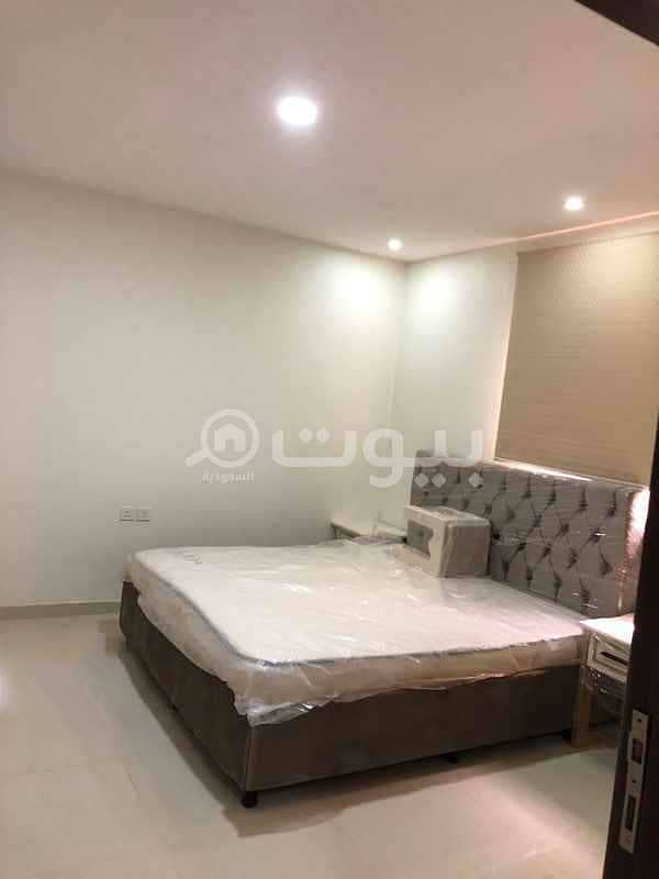 Furnished apartment for rent in King Faisal, east of Riyadh