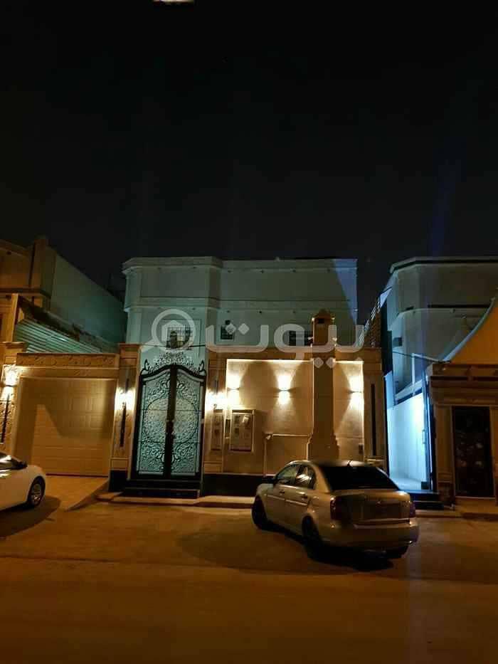 Apartment in villa for rent in Al Nahdah, East of Riyadh