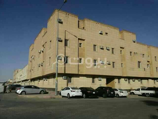 2 Family Apartments with parking for rent in King Faisal District, East Riyadh
