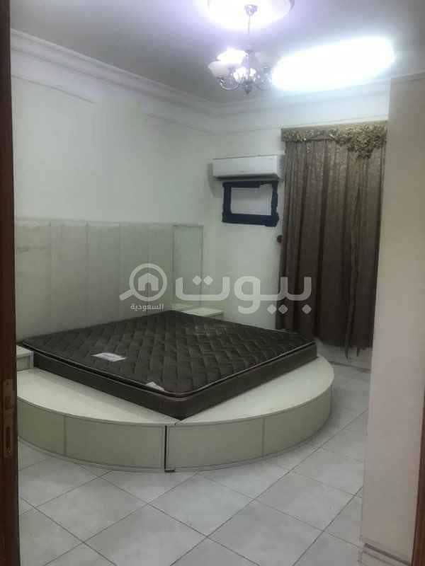 Apartment for rent on Sufyan bin Al-Muhallab Street in King Faisal
