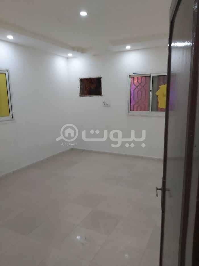 For rent families apartment in Al Nahdah, east of Riyadh