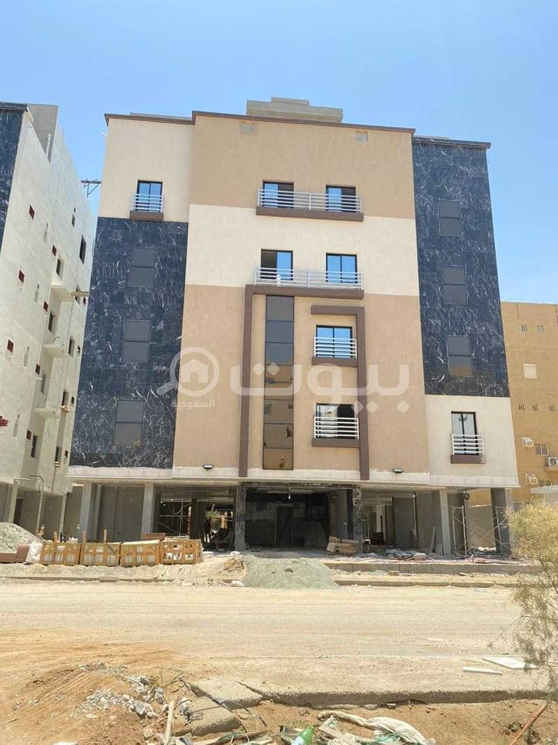 Apartment for sale in Al Rayaan, North Jeddah