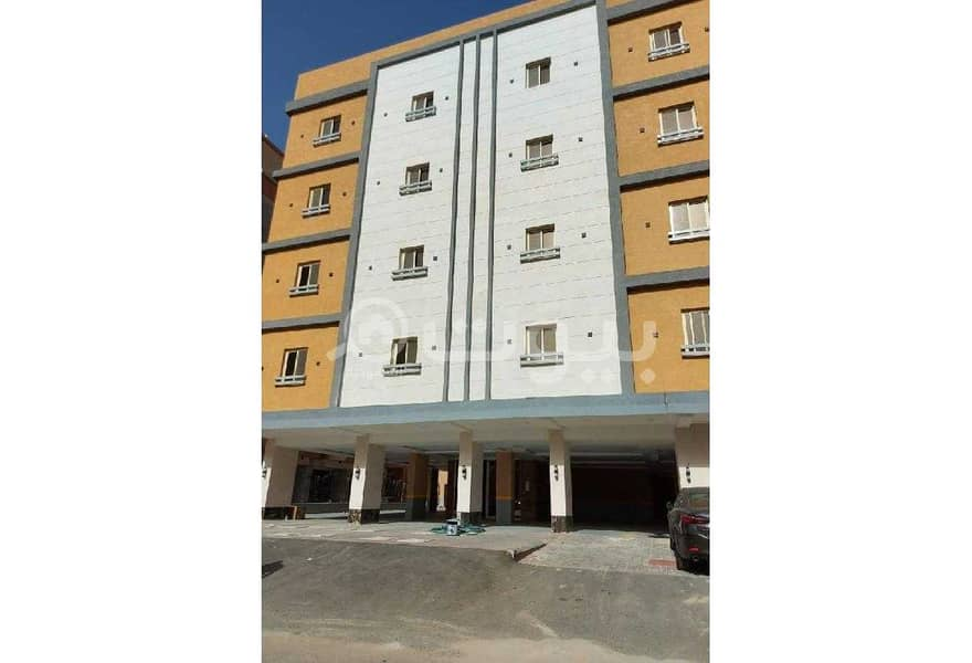 New annex with a private elevator and roof for sale in the Al Waha, north of Jeddah