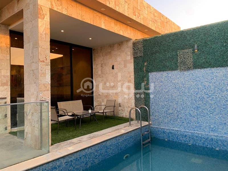 2 Chalets for rent in Al Mahdiyah, West Riyadh