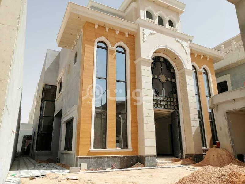 فيلا | تكييف مخفي للبيع في حي الملقا، شمال الرياض