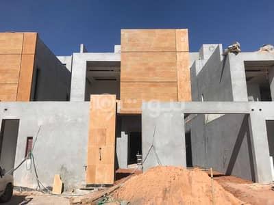 4 Bedroom Villa for Sale in Riyadh, Riyadh Region - Luxury Villa with stairs in the hall for sale in Al Yasmin, North of Riyadh