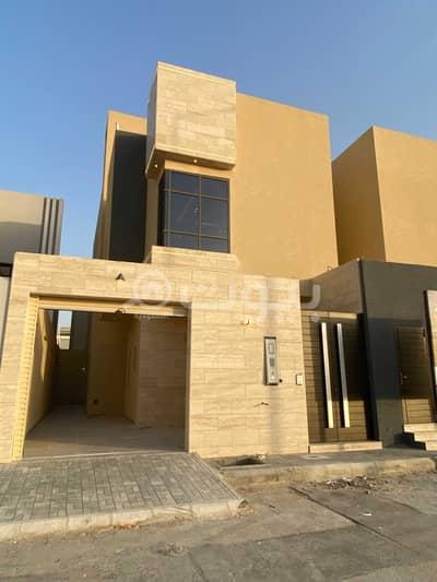 4 Bedroom Villa for Sale in Riyadh, Riyadh Region - Two Duplex Villas for Sale In Al Qamra, North Riyadh