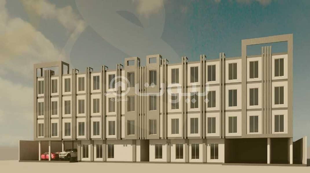 Apartment for sale in Abha Street, Al Malqa district, north of Riyadh