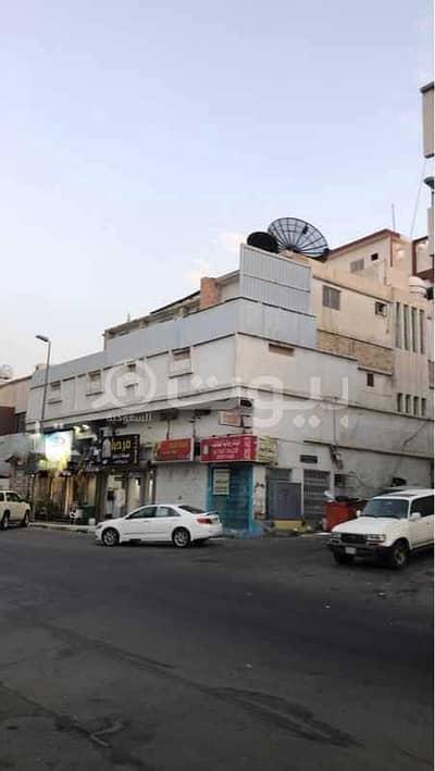 عمارة تجارية  للبيع في الطائف، المنطقة الغربية - عمارة تجارية سكنية للبيع بحي النزهة، الطائف