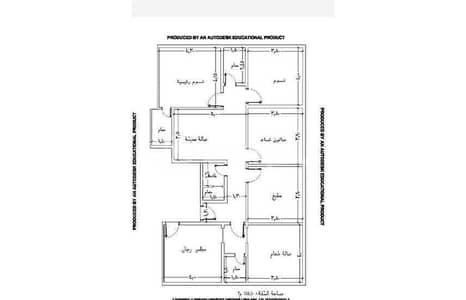 شقة 5 غرف نوم للبيع في جدة، المنطقة الغربية - شقة تحت الانشاء للبيع في الواحة، شمال جدة