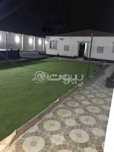 استراحة 4 غرف نوم للايجار في مكة، المنطقة الغربية - إستراحة مع مسبح للإيجار اليومي في حي اللحيانية، مكة