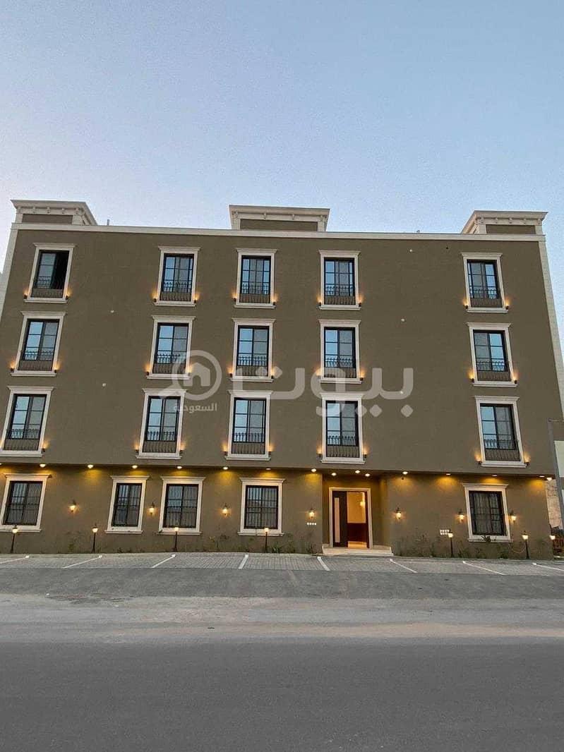 For sale luxury apartment in Al Narjis, north of Riyadh