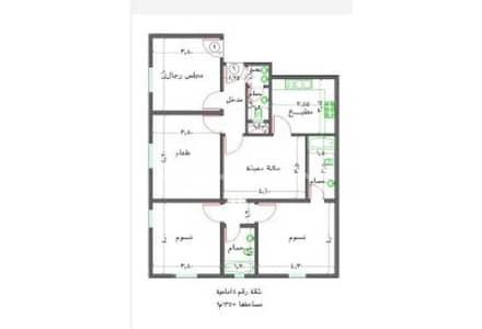 5 Bedroom Flat for Sale in Jeddah, Western Region - Apartments for sale in Al-Waha Sondos scheme, North Jeddah