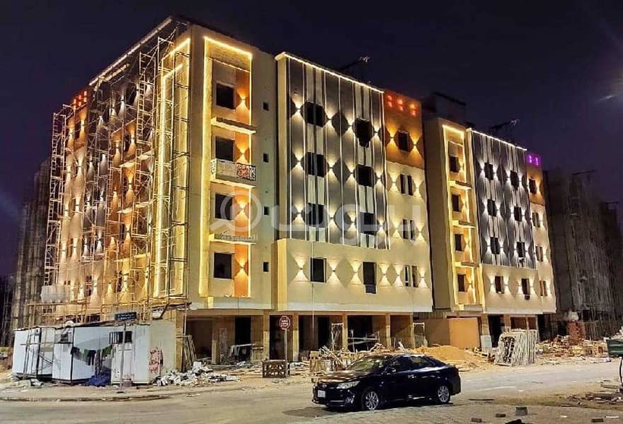 4 BR apartment for sale in Sundus scheme Al Waha, north of Jeddah