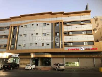 عمارة سكنية  للايجار في تبوك، منطقة تبوك - عمارة سكنية للإيجار تقع في مدخل تبوك القادم من مدينة نيوم